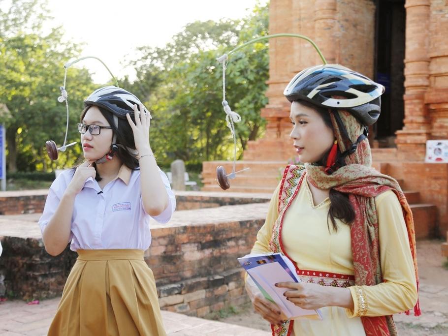 'Quà tặng bất ngờ': Sam vật vã thực hiện thử thách dưới thời tiết oi bức của Bình Thuận