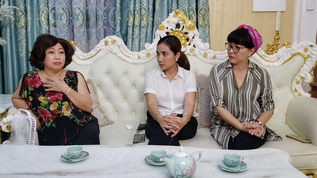 'Kiếm chồng cho mẹ chồng': Phi Phụng - Phương Dung - NSƯT Cát Tường tiết lộ hình mẫu con dâu lý tưởng