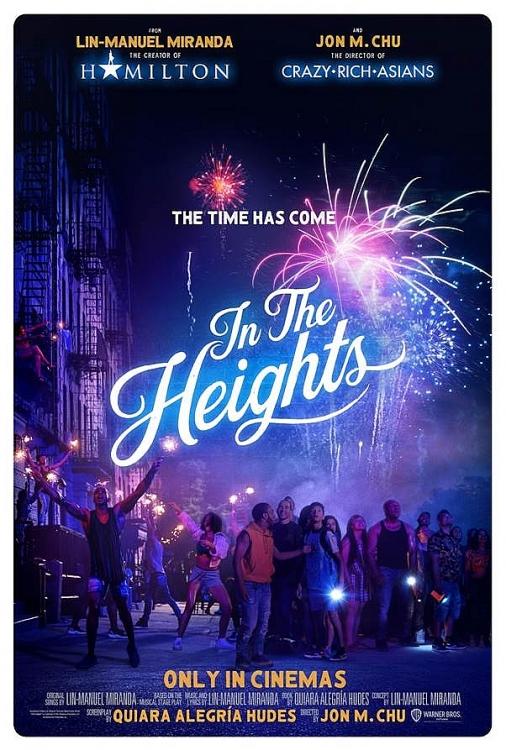 'In the heights': Bộ phim nhạc kịch với những điệu nhảy đường phố cực 'phiêu'