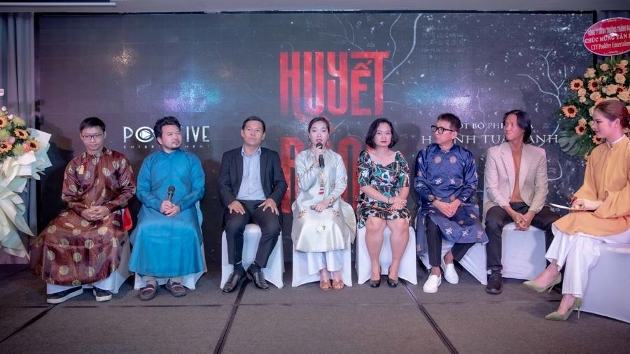 'Huyết Rồng': Đạo diễn Huỳnh Tuấn Anh kể chuyện lịch sử qua văn hóa mặc thời Tiền Lê