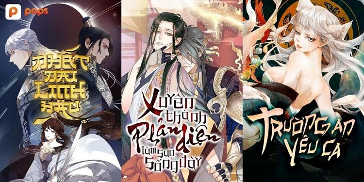 3 webtoon không thể bỏ qua cho fan thích thể loại cổ đại, huyền bí