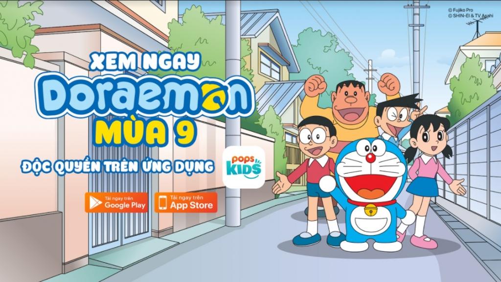 Điểm lại số bảo bối của 'Doraemon' trong 8 mùa phim