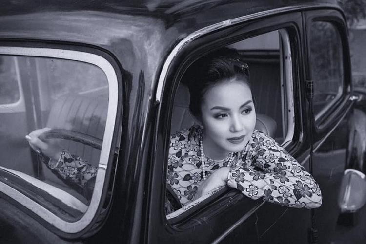 Amy Lê Anh: Sau đổ vỡ, hạnh phúc của tôi đến từ sự... biến mất