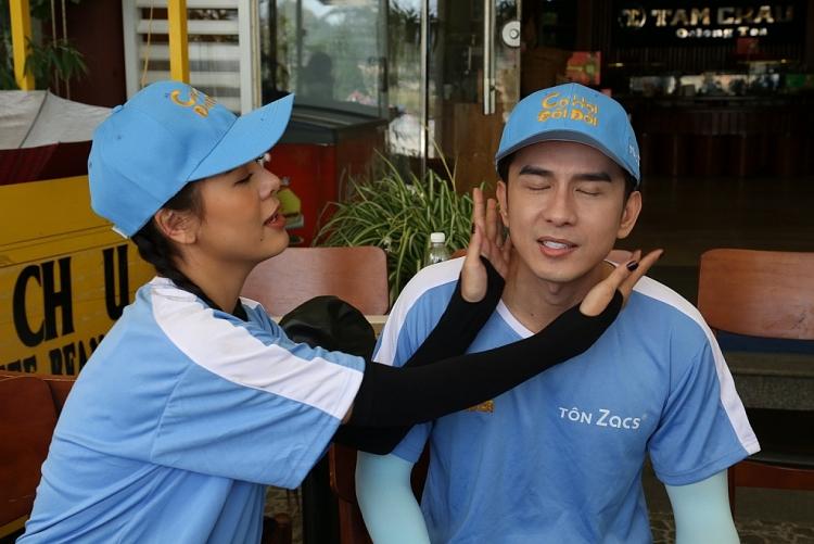 Nam Thư bày tỏ 'tình cảm' với Đan Trường, 'quay xe' với Đàm Vĩnh Hưng