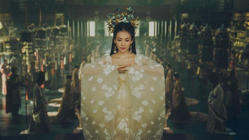 Chương Tử Di lấn sân truyền hình với bộ phim 'Thượng Dương Phú' sau 20 năm 'làm mưa làm gió' ở mảng điện ảnh