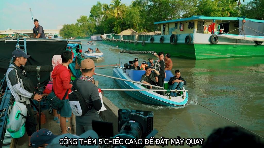 Lý Hải 'chơi lớn' chưa từng thấy, chi 3 tỷ đồng cho cảnh rượt đuổi trên sông trong 'Lật mặt: 48h'