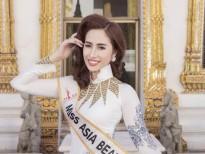 ngoc han toa sang tai miss asia beauty 2017