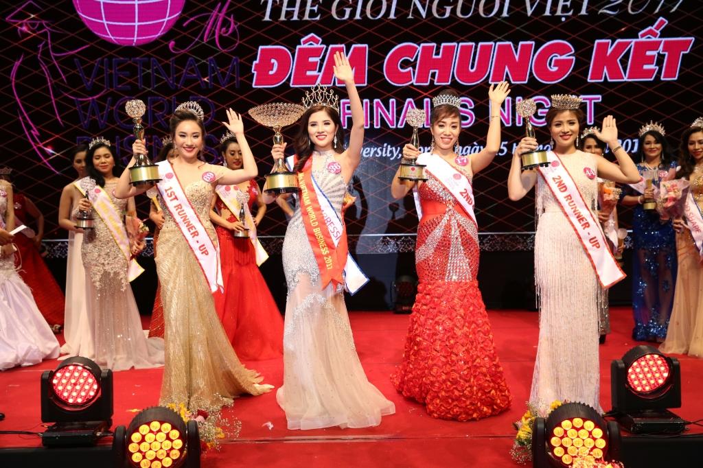 a quan sao mai hoang thuy dang quang ms vietnam world business 2017