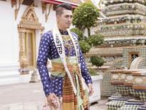 Mister Asia 2017 Trịnh Gia Kiệt hóa thành công tử quyền lực trên đất Thái