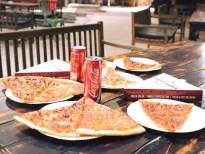 thuong thuc pizza theo kieu new york tai sai gon