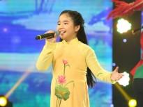Bé Phương Vy từng hát 'Tàu anh qua núi' quá hay bất ngờ bị loại khỏi 'Thần tượng tương lai'