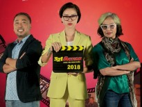 Đả nữ Ngô Thanh Vân làm giám khảo cuộc thi phim ngắn