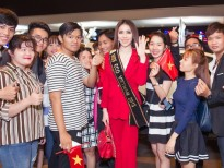 thu dung dang quang a hau 2 miss eco international 2018