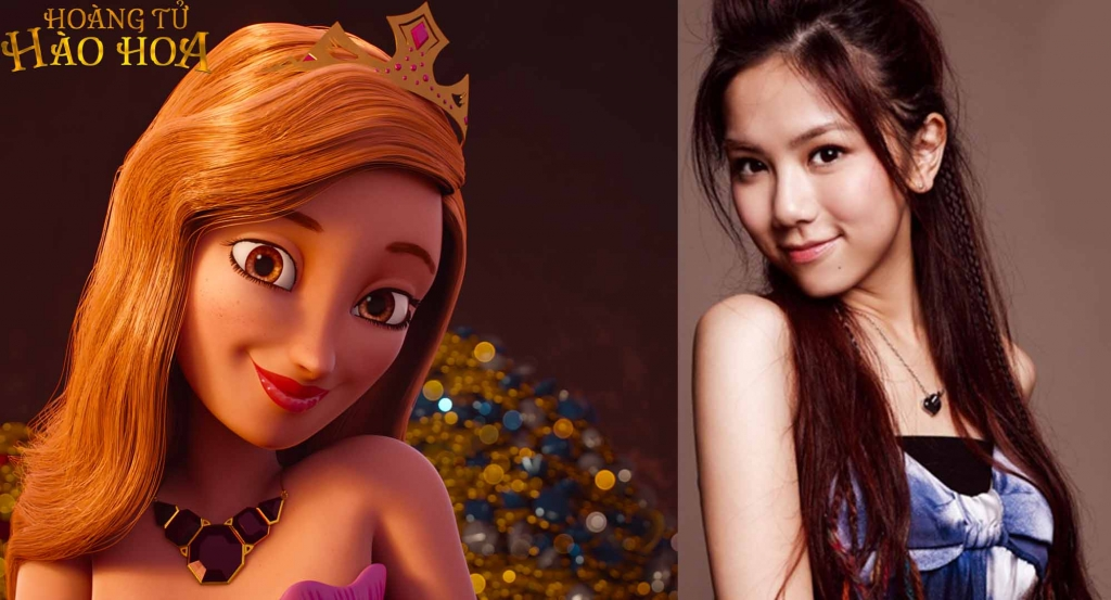 demi lovato avril lavigne ashley tisdale hoa than thanh cac nhan vat chinh trong charming