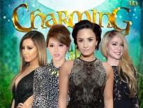 Demi Lovato, Avril Lavigne, Ashley Tisdale... hóa thân thành các nhân vật chính trong 'Charming'