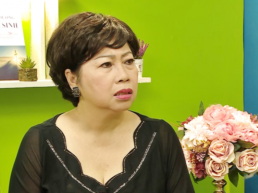 nu hoang vai phu phi phung hanh phuc khi tham gia mo cua tuong lai