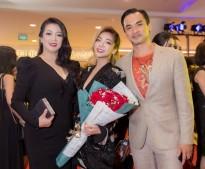 'Hoa hậu điện ảnh 1992' Thanh Xuân rạng rỡ đến chúc mừng con gái đóng chính phim điện ảnh