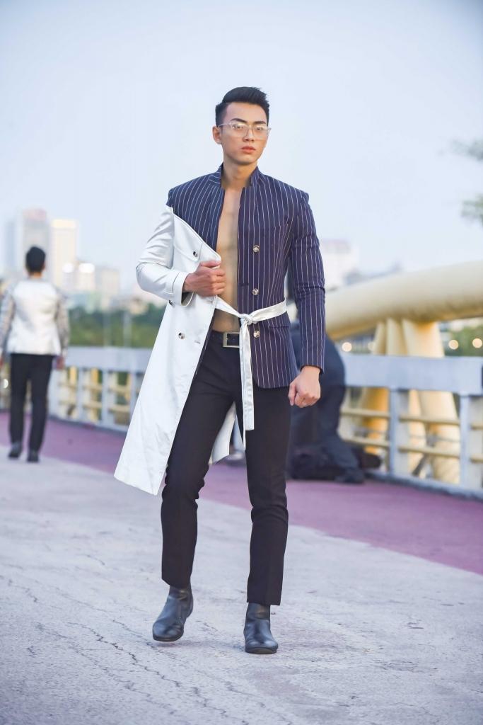 dao dien le viet mat ngu vi vietnam fitness model 2019