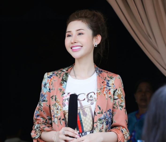 Hoa hậu Chi Nguyễn mong muốn lan tỏa tấm lòng nhân ái