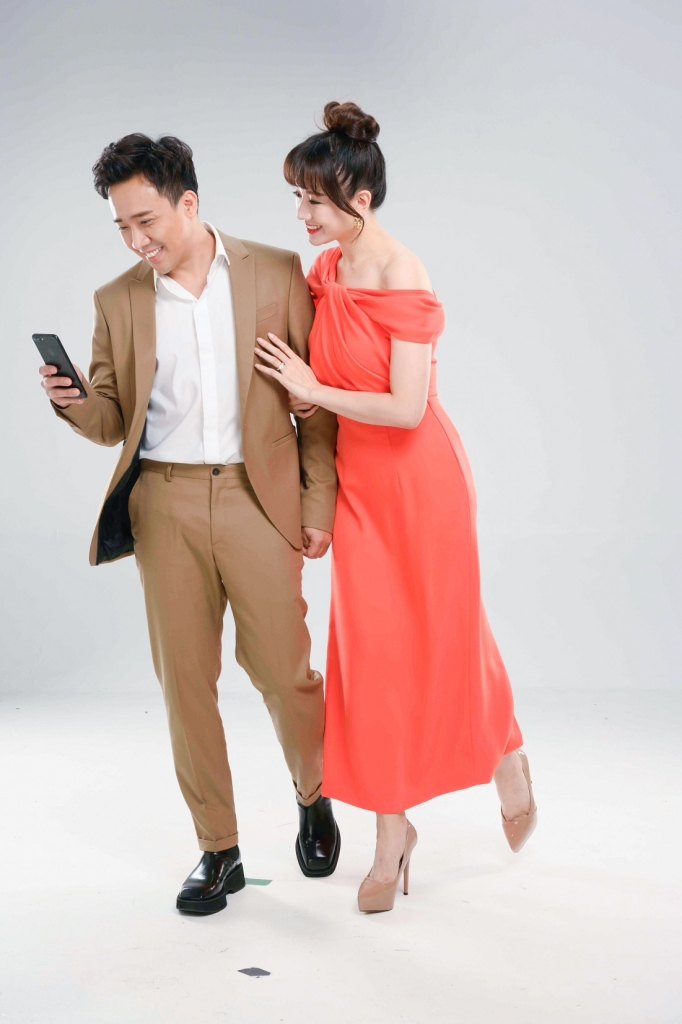 hari won phu nhan tin don mang thai