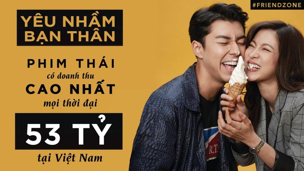 yeu nham ban than tro thanh phim thai co doanh thu cao nhat moi thoi dai tai viet nam