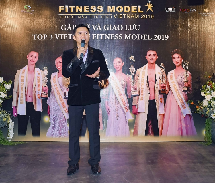 top 3 vietnam fitness model 2019 chuan bi chinh chien dau truong quoc te
