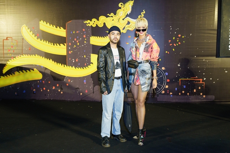 sao viet do bo tham do the coco fashion show 2019