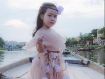 Mẫu nhí Hà Vy và BST mới nhất của NTK Thảo Nguyễn