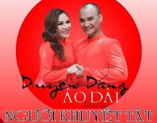 dien vien phuong dung va van dong vien boi loi hong loi rang ngoi trong ao dai viet hung