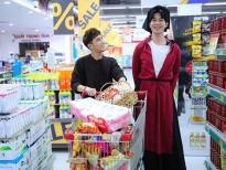 Huỳnh Lập bất ngờ 'nhặt'được vợ Anh Tú giữa siêu thị mùa dịch