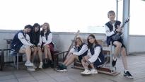 o2o girl band cung dan trai dep phan anh doi song gioi tre qua phim sitcom chi em tam cam