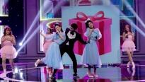 'Trời sinh một cặp': Thu Hoài – Tiến Lộc giành điểm 10 tuyệt đối từ ca sĩ Phương Thanh