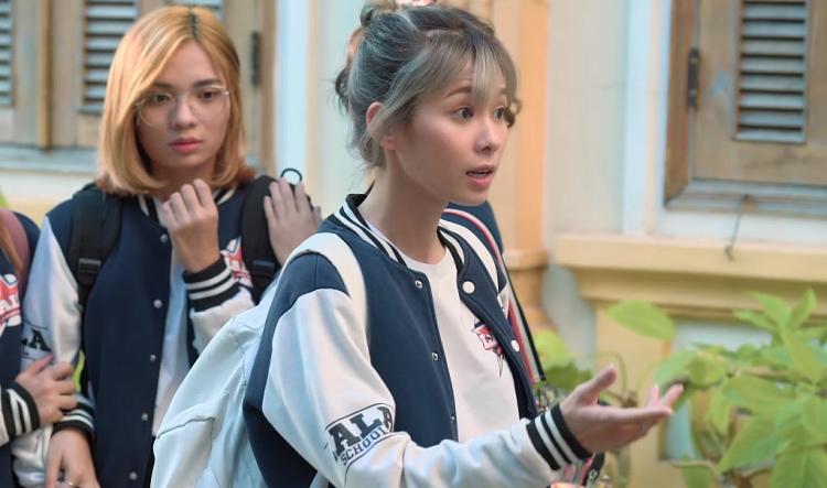 lala school 5 duong dua idol the he z fan phan khich khi anna ra tay giai nguy nep an tuong manh voi co ban cung lop