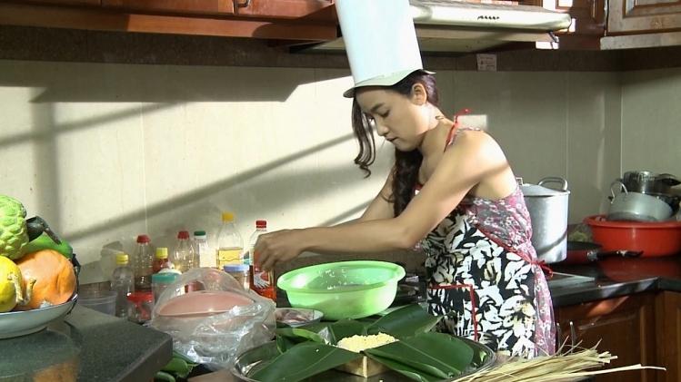 Lê Bê La, Hoàng Kimquậy banh căn bếp trong 'Những nàng dâu nổi loạn'
