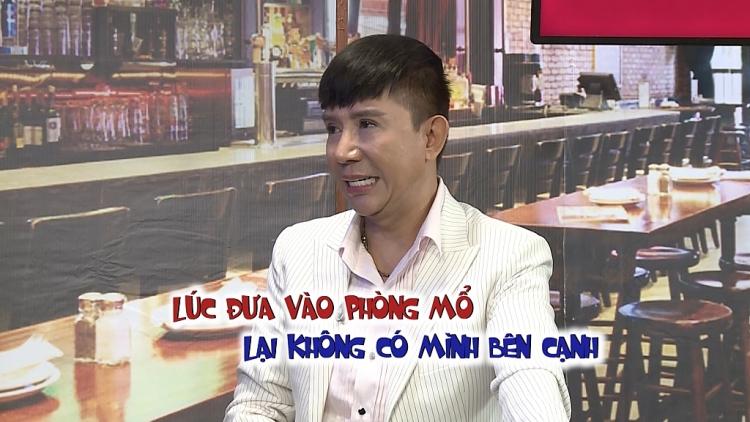 vo long nhat lan dau xuat hien tren truyen hinh bat khoc cam on ba me chong