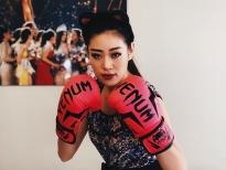 hoa hau khanh van dien do thun lanh gia 120 nghin dong tap boxing