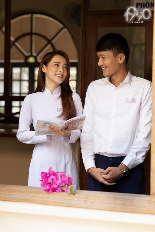 Người hâm mộ phát cuồng về câu chuyện tình yêu thời áo trắng trong '1990'