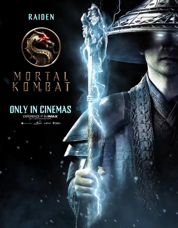 Lộ diện đội hình các anh hùng địa giới của 'Mortal Kombat' phần 1
