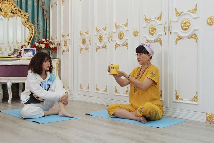 YeYe Nhật Hạ: Áp lực khi diễn cùng 'nam thần học đường' Gin Tuấn Kiệt
