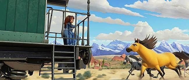 Taylor Swift gây sốt với bản hit 'Wildest Dreams' trong phim hoạt hình 'Spirit: Chú ngựa bất kham'