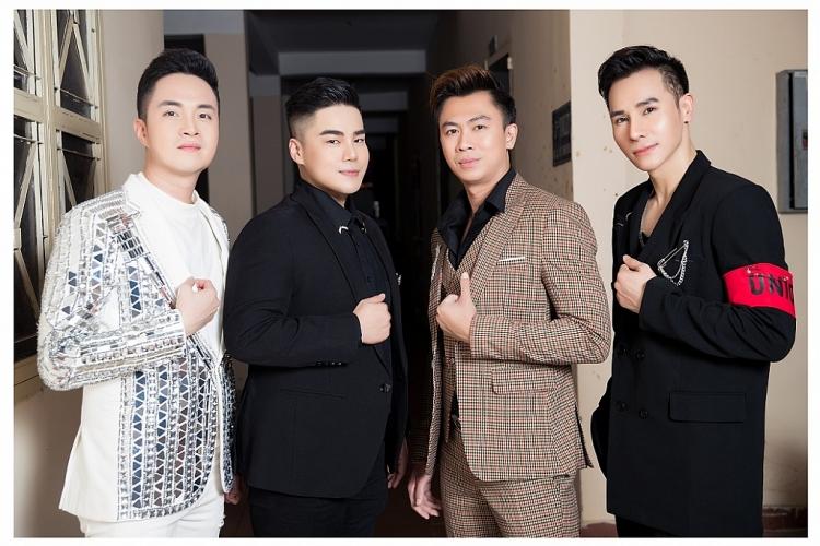 Nhật Tinh Anh ra MV mới 'Anh em tương phùng' với sự xuất hiện của 'Tứ đại soái'