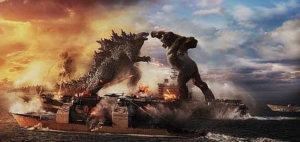 Cán mốc 100 tỷ sau 9 ngày công chiếu, 'Godzilla đại chiến Kong' công phá các kỷ lục phòng vé