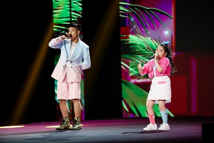 Kelvin Huỳnh, Khánh Linh và Hà Anh lọt bán kết 'Giọng hát Việt nhí New Generation 2021'