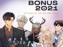 POPS Comics Bonus Program 2021: Cơ hội 'vàng' cho các tác giả truyện tranh