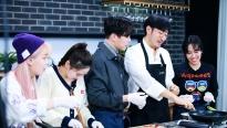 'Ăn đi rồi kể': Trịnh Thăng Bình 'tuyên chiến' với Seunghee của nhóm Oh My Girl
