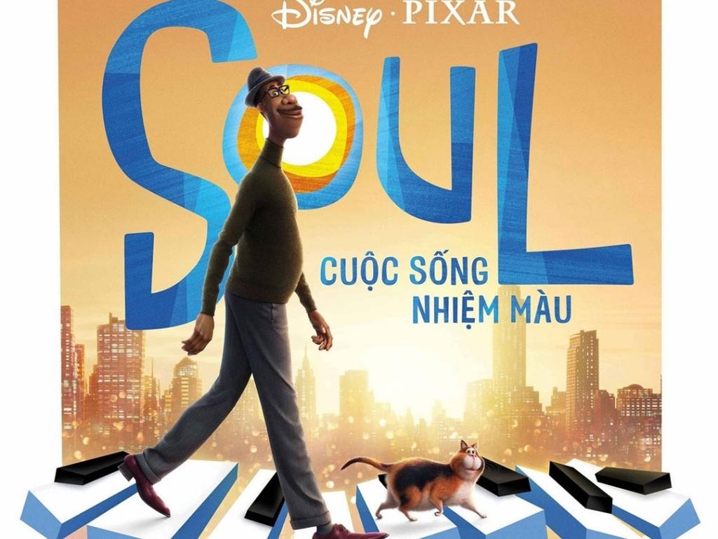 Cơ hội xem 'Soul' tại gia cùng Danet