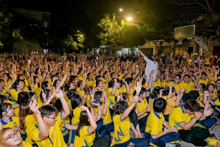 Đoàn phim 'Kiều' tiếp tục giao lưu cùng sinh viên các trường Đại học tại TP.HCM