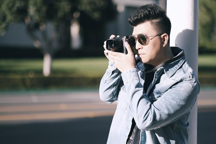 Anh Khang comeback với 'Trọn tình phu thê', khoe hình ảnh bảnh bao trên đất Mỹ
