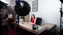 'Road to Miss Universe' tập 4: Thử thách kỹ năng ứng xử của Hoa hậu Khánh Vân qua phỏng vấn online giả định