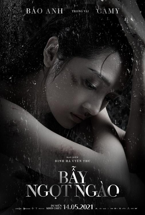 'Bẫy ngọt ngào' tung bộ ảnh poster 'nửa kín nửa hở', bóc trần sự thật về các nhân vật